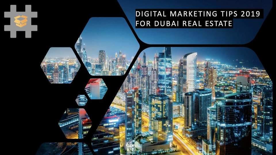 Digital Marketing tips for real estate