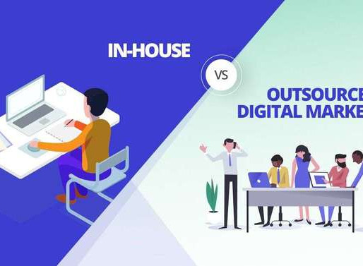 6 BENEFITS OF OUTSOURCING DIGITAL MARKETING AGENCY