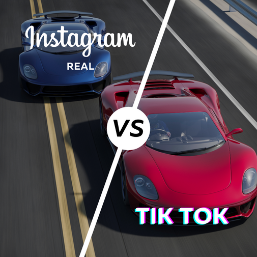 Instagram Reels Vs TikTok: The Battle of the Video Apps