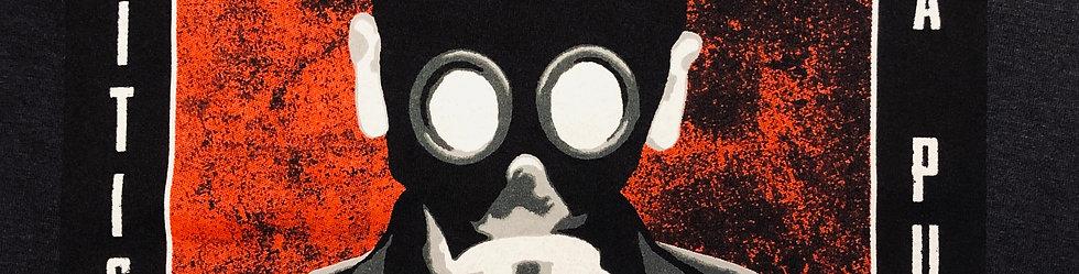 Gas Mask Boy T-Shirt