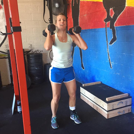 #MemberCrushMonday: Kristin McFarland