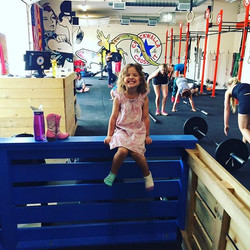 All smiles at #chuckwallacrossfit #crossfit