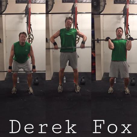 #MemberCrushMonday: Derek Fox