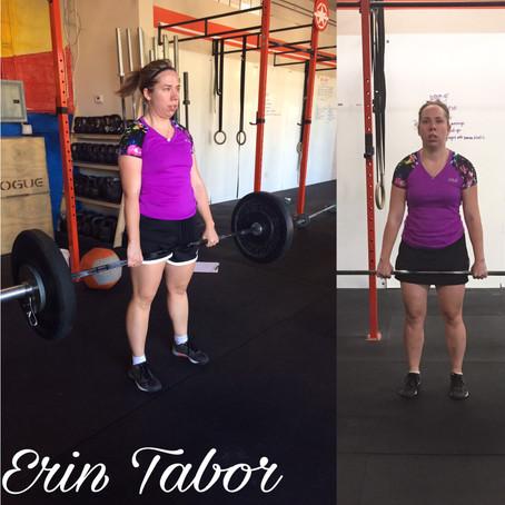 #MemberCrushMonday: Erin Tabor