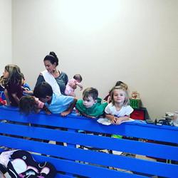 crossfit kids areas