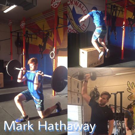 #MemberCrushMonday: Mark Hathaway