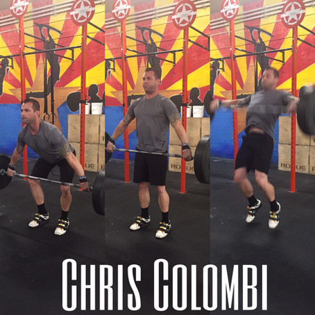 #MemberCrushMonday: Chris Columbi