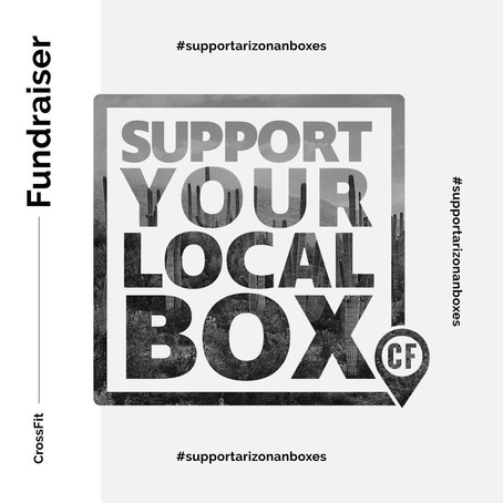 Support Your Local Box Fundraiser