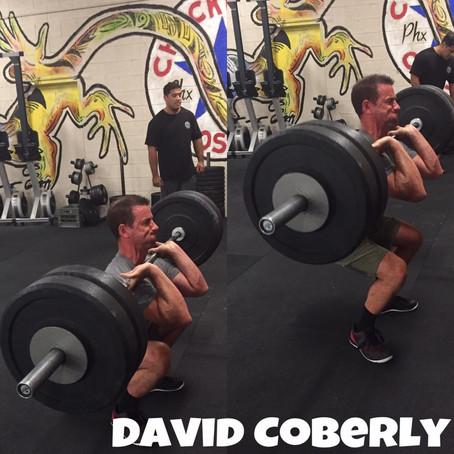 #MemberCrushMonday: David Coberly