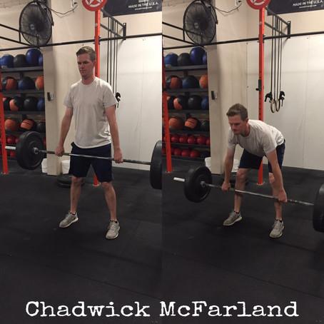 #MemberCrushMonday: Chad McFarland