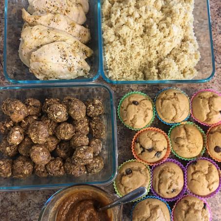 Quarantine Kitchen Staples & Meal Prep