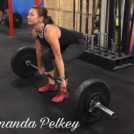 #MemberCrushMonday: Amanda Pelkey