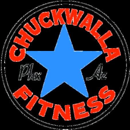 Chuckwalla Fitness is Born