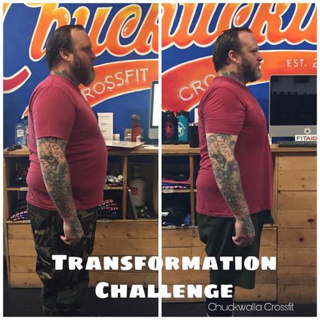 #TransformationStory: Danny