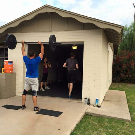 HiSTORY of Chuckwalla CrossFit