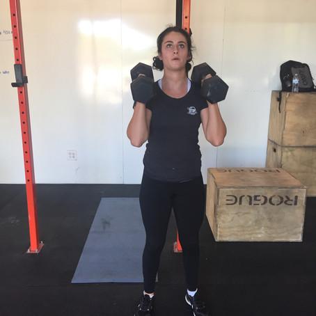 #MemberCrushMonday: Cassidy Espinola
