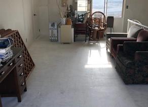 スタジオの家具・備品、捨てました