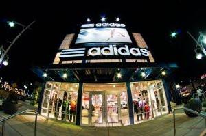 Adidas концентрируется на онлайне