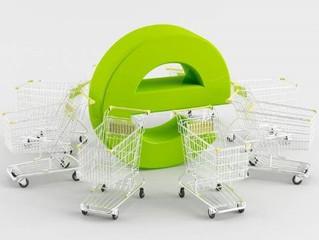 Среднесуточный оборот e-commerce в Москве на начало сентября вырос на 21,5%