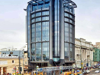 Управляющая НПФ «Роснефти» компания арендует бывший офис FIFA в Москве