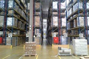 Объем ввода складов упал в I полугодии 2018 года на 44%