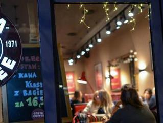 Coca-Cola покупает сеть кофеен Costa Coffee