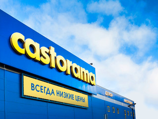 Владелец Castorama назначил новым гендиректором топ-менеджера из Carrefour