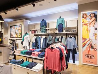 Tom Tailor открыл первый магазин в Нижнем Новгороде
