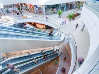 Только 10% торговых центров смогли открыться в России