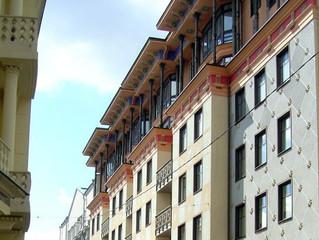 Административное здание на Пречистенке приспособят под офисы