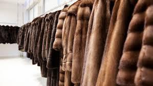 Продажи меховых изделий сократились