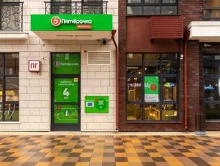X5 открыла первый магазин «Пятёрочка #налету» без кассиров