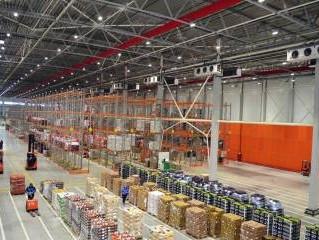 АШАН открыл склад на 34 тыс кв м под Самарой