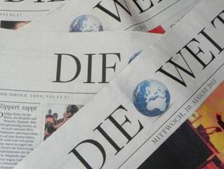 Немецкая газета Die Welt заявила о парадоксальном росте российской экономики
