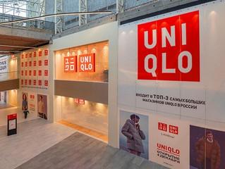 Uniqlo открывает гигантский магазин в Москве