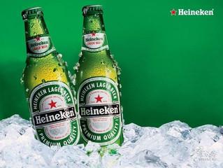 Heineken разольет большое пиво для Монголии и Китая