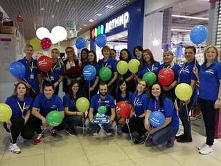 Компания «Детский мир» открыла 700-й магазин