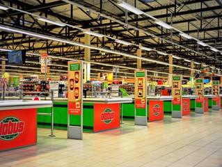 «Глобус» открывает гигантский гипермаркет в Москве