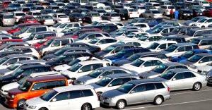 Рынок подержанных легковых автомобилей в России в I полугодии вырос на 2%