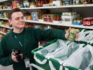 Клиенты онлайн-магазина Perekrestok.ru за пять месяцев вернули на переработку 500 кг пакетов