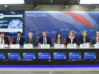 Итоги пресс-конференции китайских национальных проектов Министерства Коммерции КНР и Мессе Франкфурт