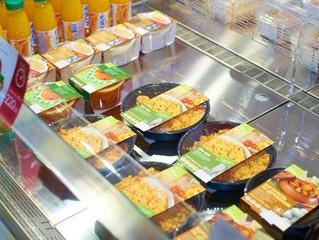 Сервис быстрой доставки еды «Экспресс Меню» от «Азбуки вкуса» запустился в Подмосковье