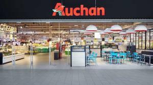 Выручка Auchan в РФ снижается второй год подряд