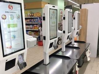 X5 Retail Group разработала собственную кассу самообслуживания