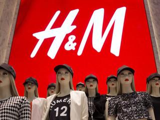 H&M: объемы продаж растут, чистая прибыль падает