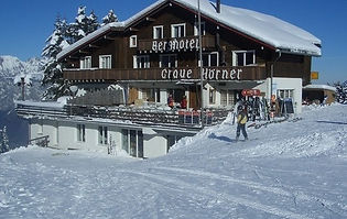 Berghotel Graue Hörner