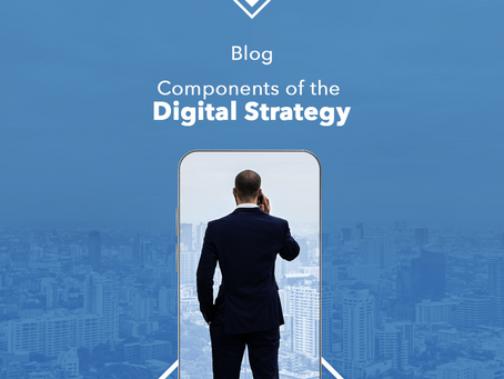 What components should you take into account to digitize your business?