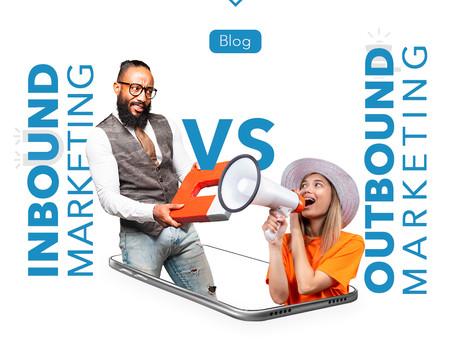 Inbound marketing vs outbound marketing ¿Cuál estrategia es mejor para tu marca?