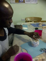 Pottery making workshop