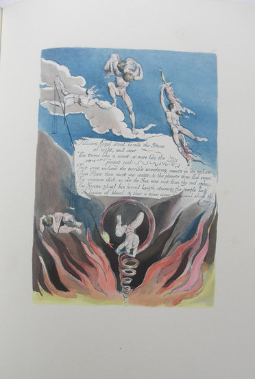 AMERICA A PROPHECY WILLIAM BLAKE